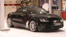 SPIED: Audi TT-RS Roadster