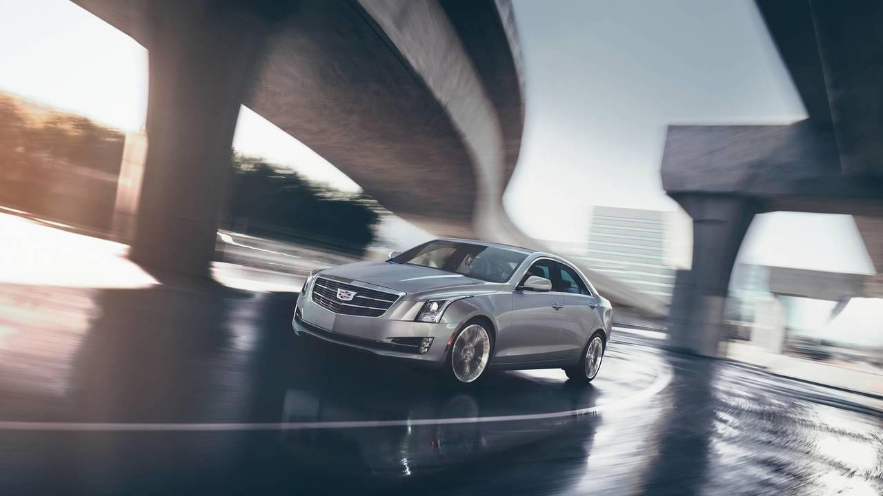 1. Cadillac ATS