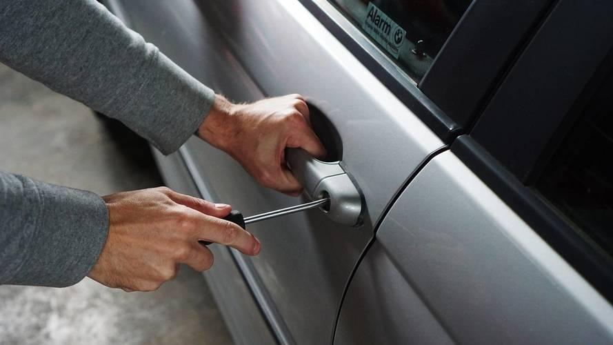 Voici les 10 voitures les plus volées en France !