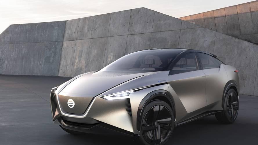 Nissan, una nuova elettrica per il Salone di Pechino