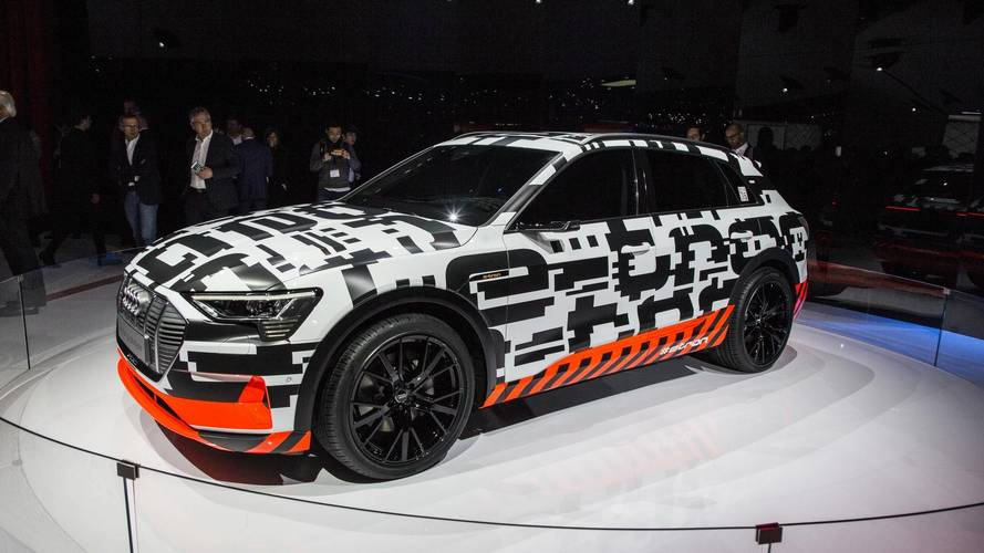 Audi Reinvents Quality Control In Manufacturing For Electric Cars