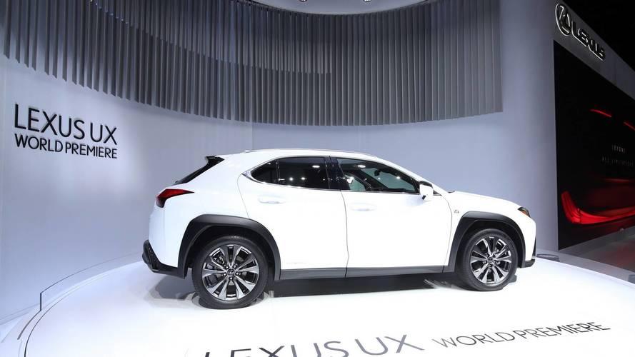 Genève 2018 - Lexus dévoile tous les secrets de l'UX