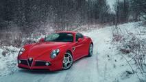 Alfa Romeo 8C Competizione açık artırma
