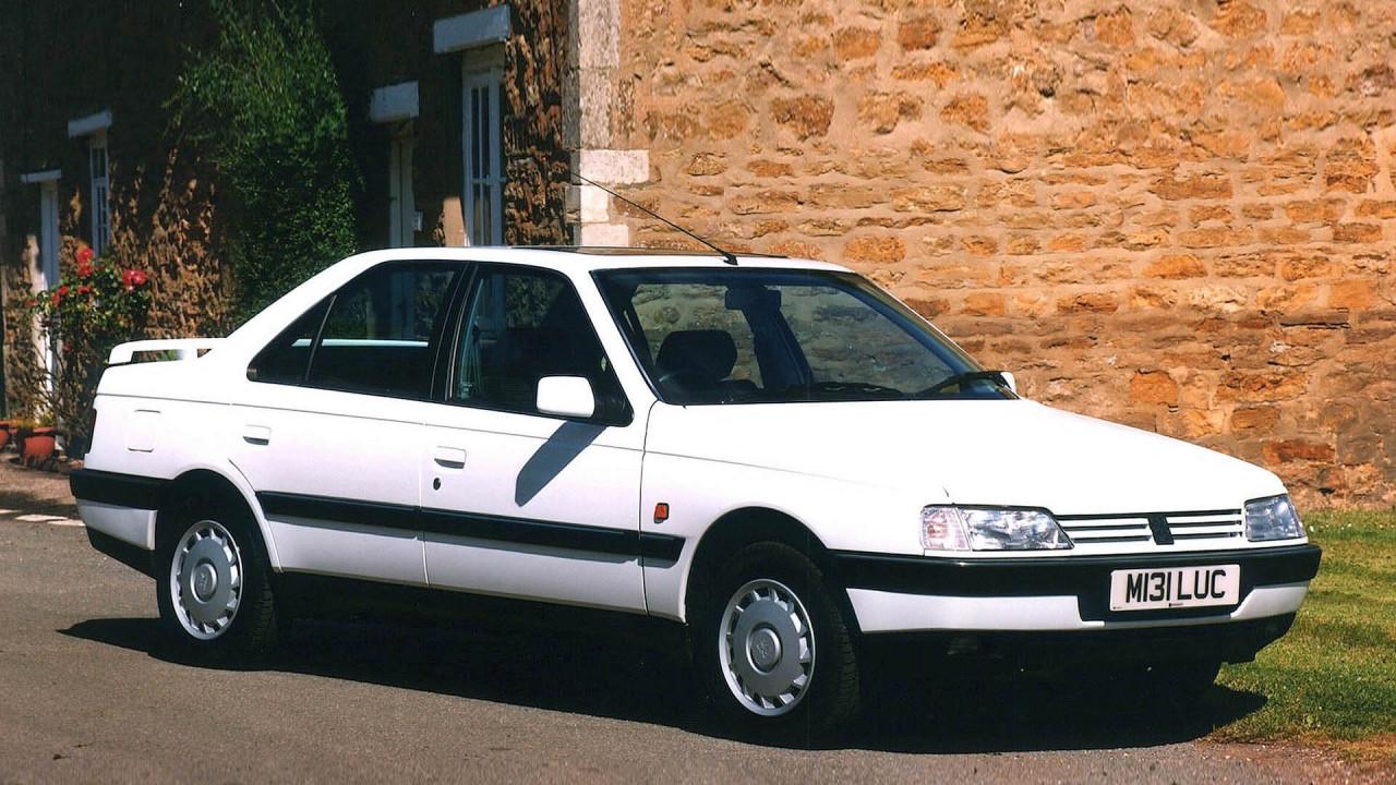 1988: Peugeot 405