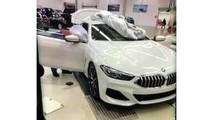 BMW Série 8 Leak