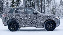 2019 Land Rover Defender spy photo