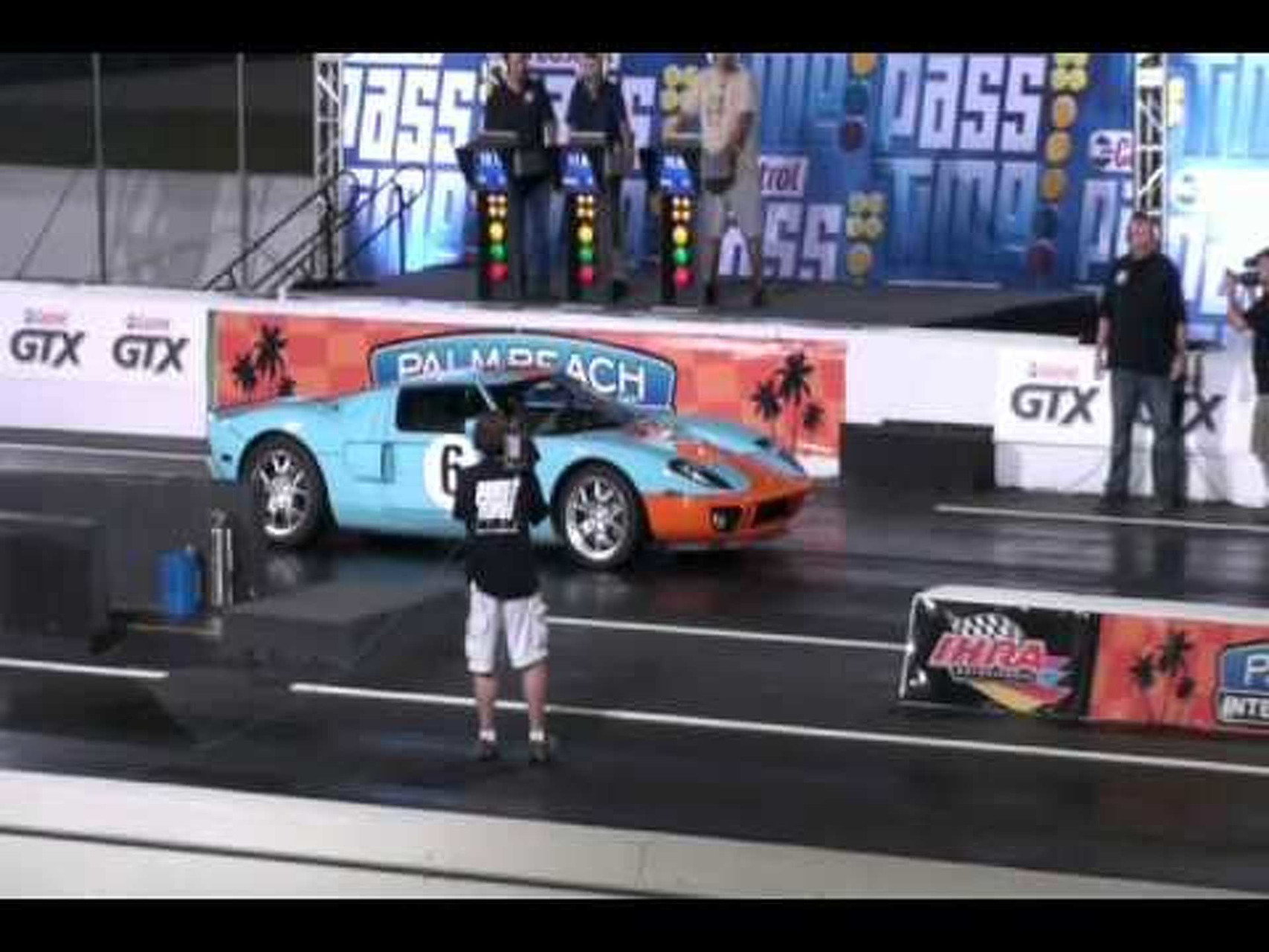 2006 Ford GT Heritage - Gulf Oil - Drag Race - Road Test TV