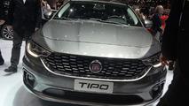Fiat Tipo estate live in Geneva