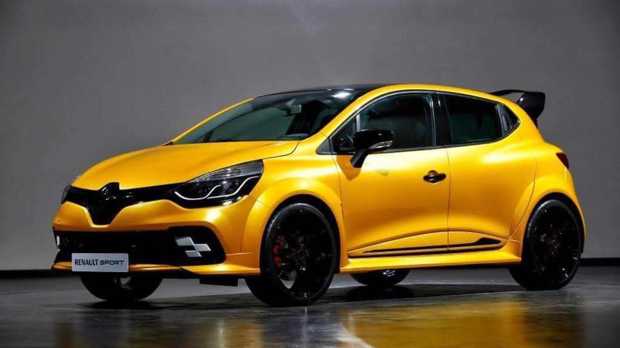 renault clio rs concept photos. Black Bedroom Furniture Sets. Home Design Ideas