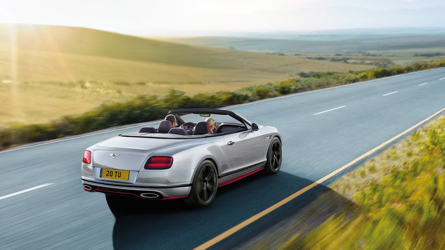 2016 Bentley Continental GT Speed Black Edition 2