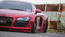 Audi R8 by Liberty Walk