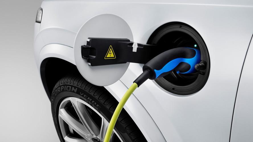 Volvo'nun elektrik destekli araçları