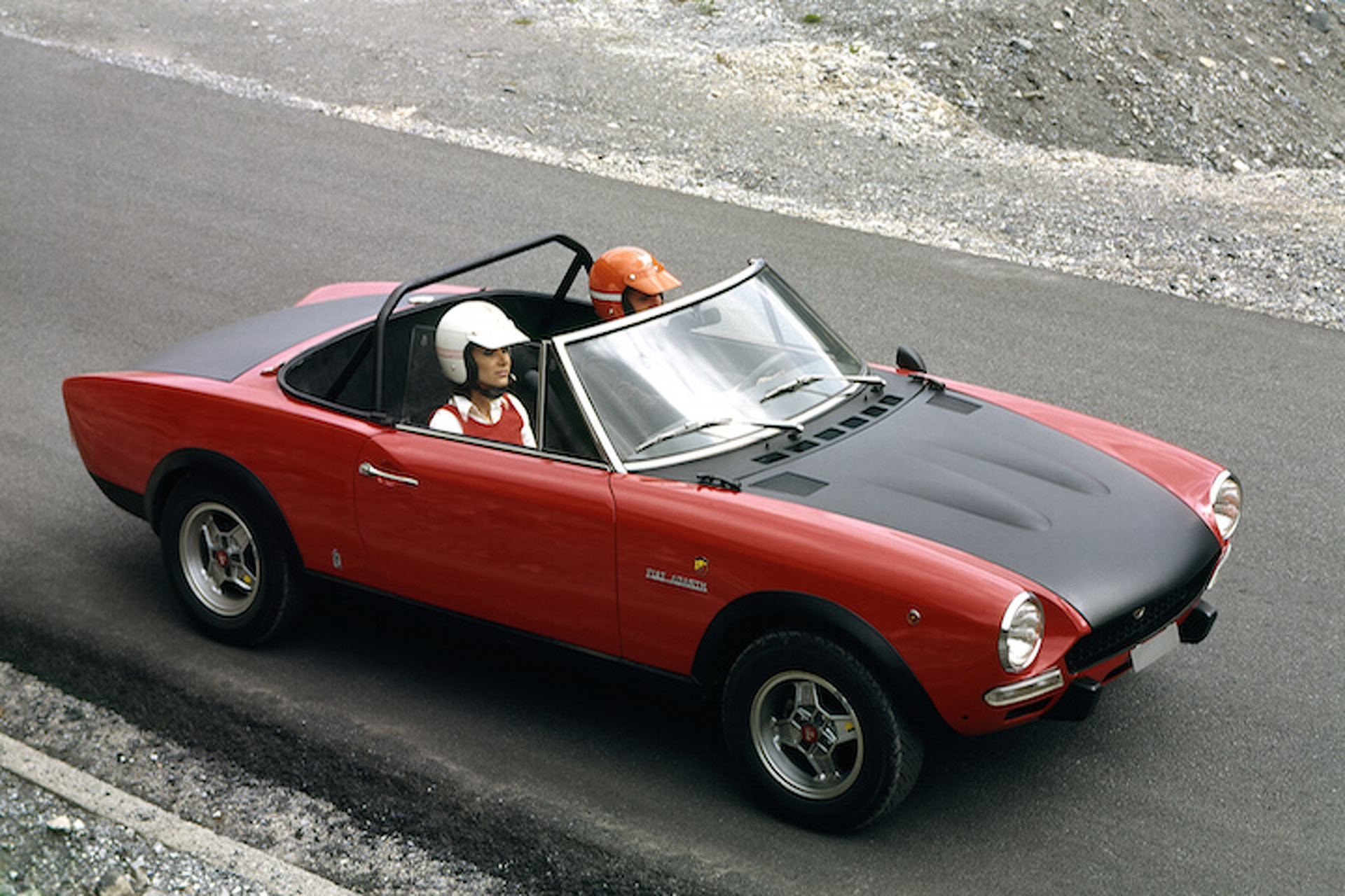 Why We Love the Original Fiat 124 Spider
