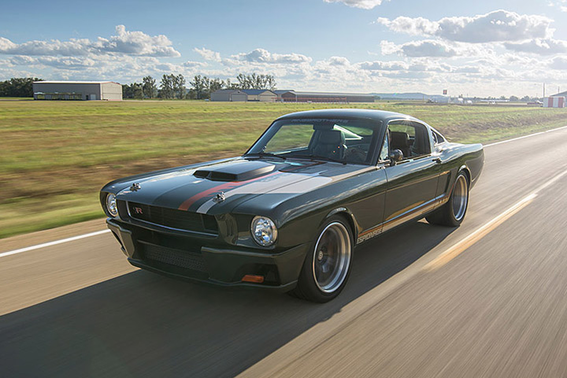 959 hp ford mustang espionage makes other muscle cars look tame. Black Bedroom Furniture Sets. Home Design Ideas