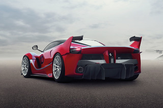Ferrari FXX K Evoluzione Likely, But No Power Boost