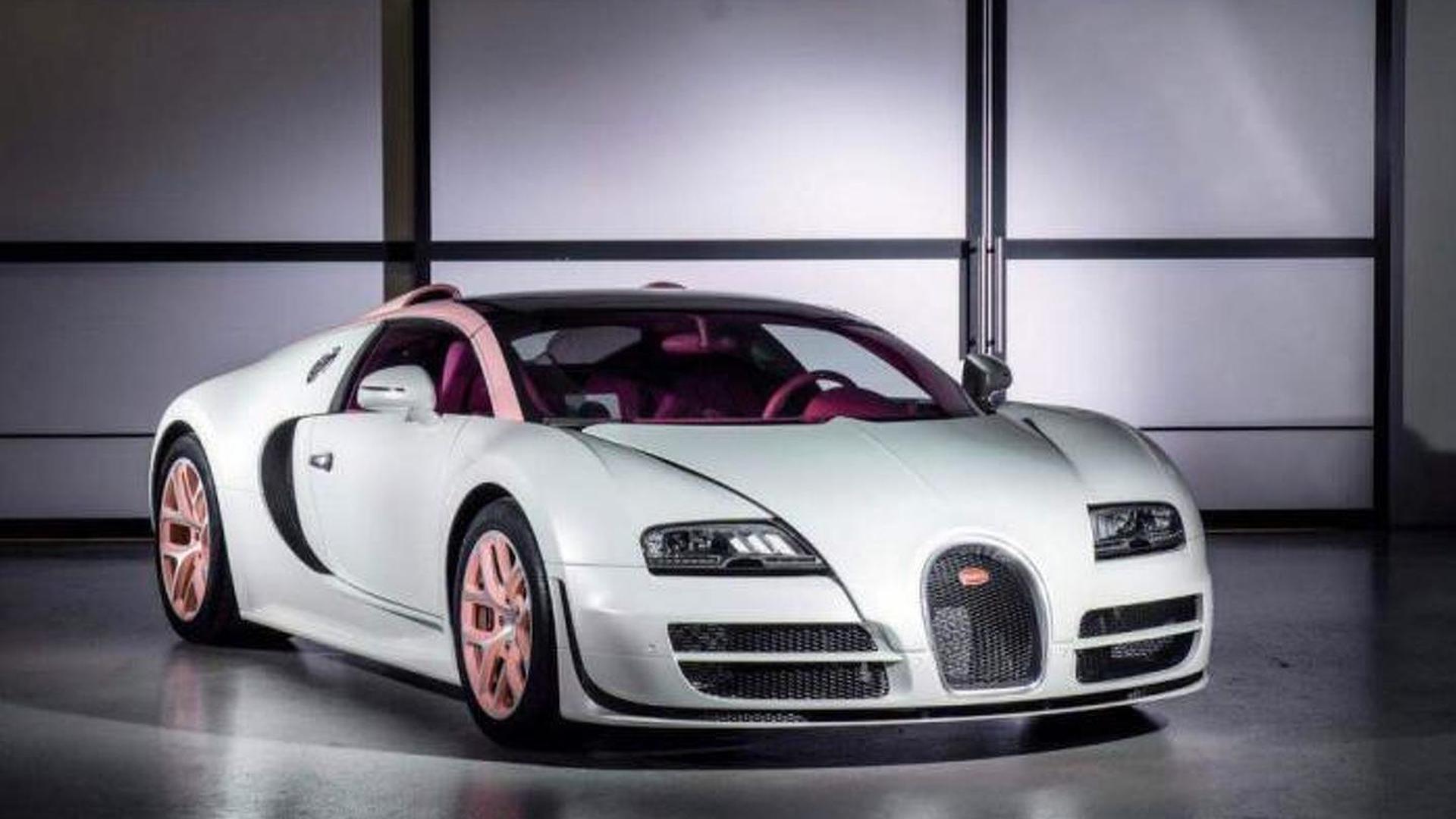 2015-553504-bugatti-veyron-grand-sport-vitesse-cristal-edition1 Exciting Bugatti Veyron New Model 2015 Cars Trend