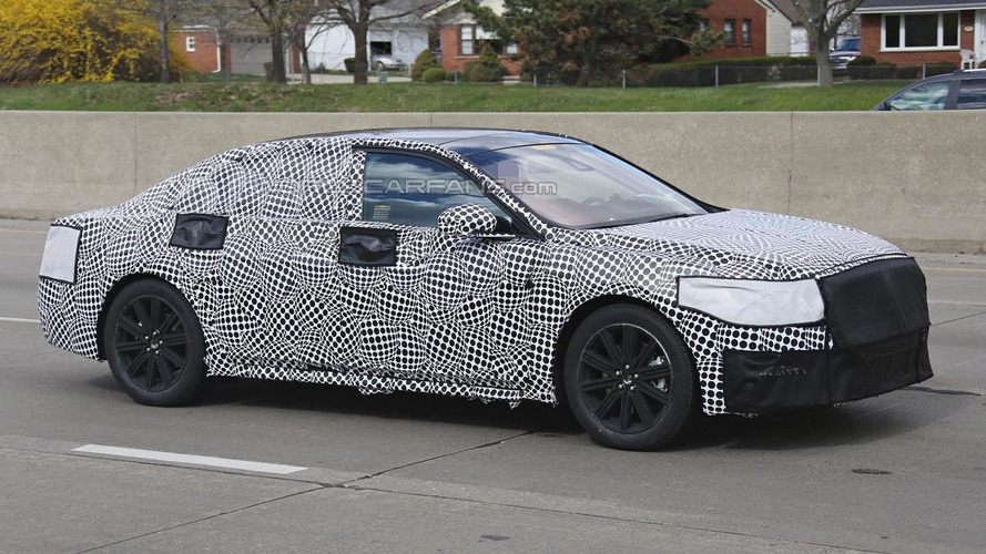 Lincoln Continental to debut in Detroit