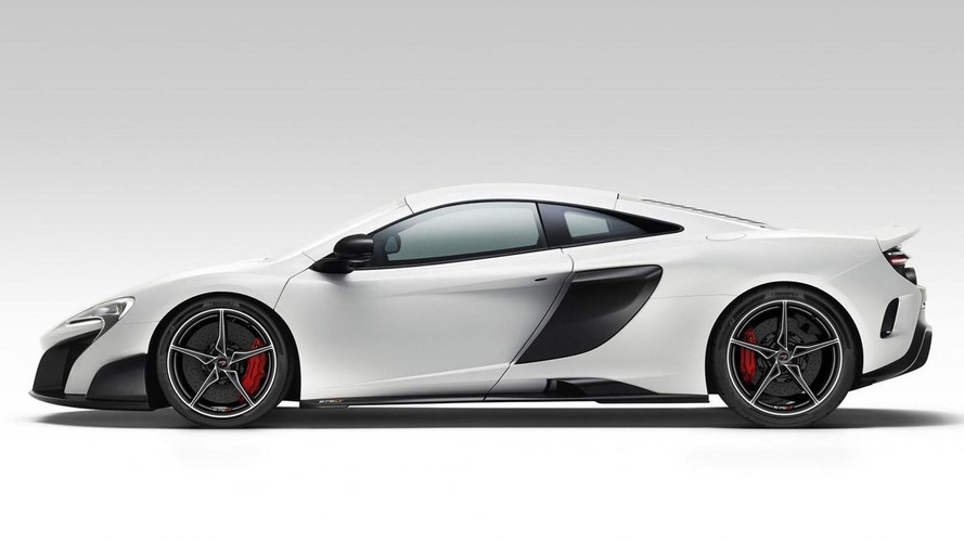 Jeremy Clarkson reportedly gets new McLaren 675 LT