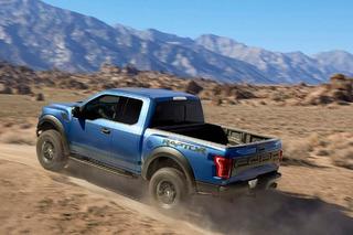2017 Ford F-150 Raptor Starts at Under $50,000