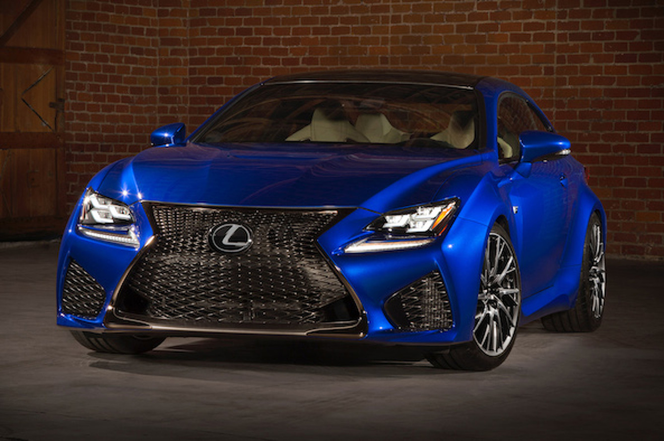 Lexus Still Wants to Build a New IS F?