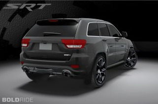 2013 Jeep Grand Cherokee SRT8 With a Side of Special Editions