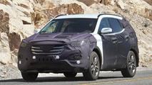 2013 Hyundai Santa Fe spied