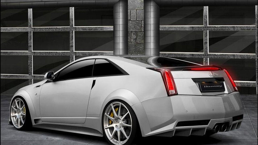 Cadillac CTS-V Coupe by Hennessey aims for 230 mph