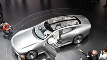 Mercedes-Benz at 2015 IAA