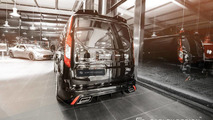 Ford Transit Connect by Carlex is almost desirable