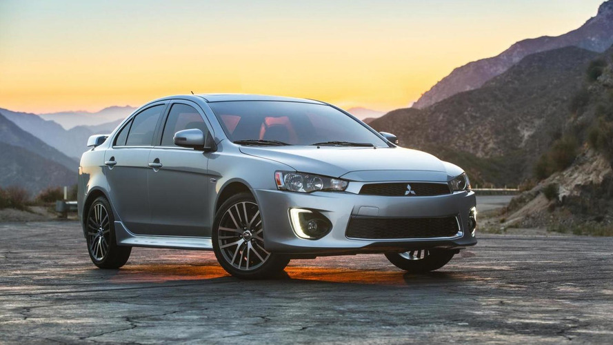 Mitsubishi confirms no Lancer, Galant, and Pajero successors are planned