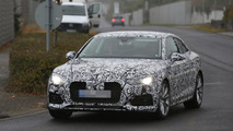 2017 Audi A5 Coupe Spy photo
