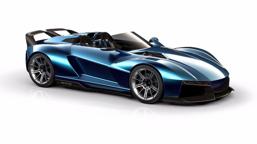 Rezvani Beast X introduced with 700 bhp