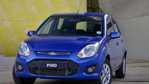 2013 Ford Figo facelift revealed in South Africa