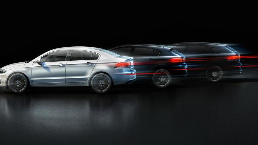 Qoros GQ3 and two concepts heading to Geneva