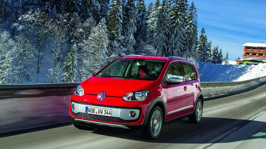 2013 Volkswagen cross up! revealed