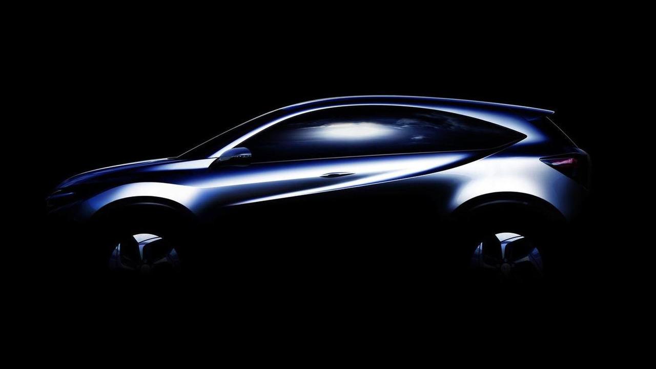 Honda Urban SUV concept 11.12.2012