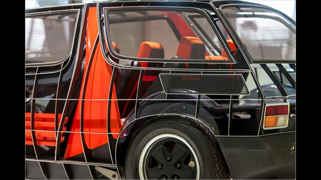 Forschungsprojekt Langzeitauto (FLA, 1973)