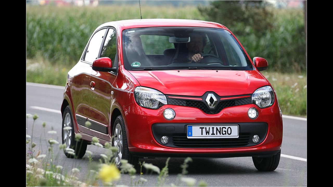 Renault Twingo: 3,59 Meter