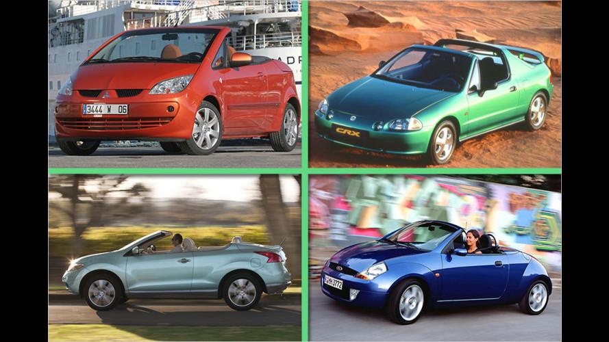 Die 10 hässlichsten Cabrios aller Zeiten