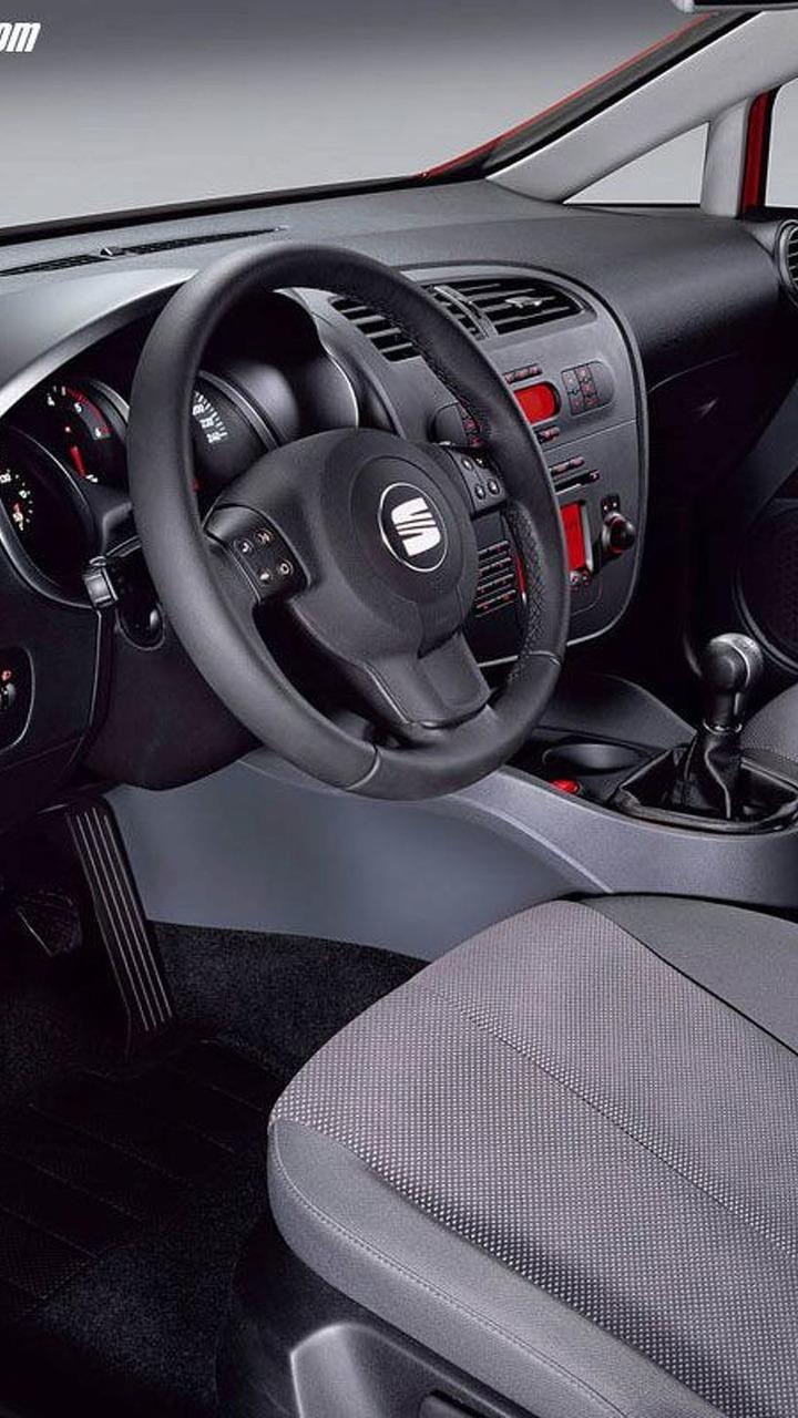 New 2005 Seat León Interior
