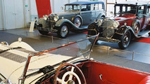 Mercedes-Benz Museum Bids Farewell