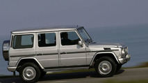 Mercedes G-Klasse Stationwagon long-wheelbase