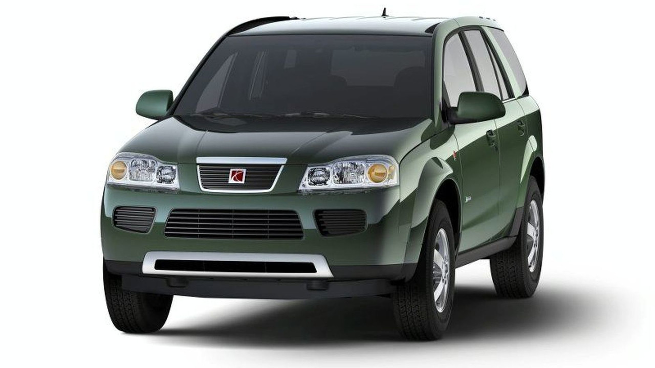 Saturn Vue Green Line