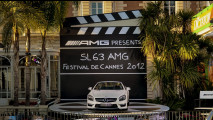 Mercedes AMG al Festival di Cannes