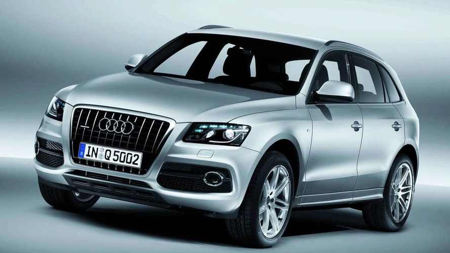 Audi trademarks SQ5 and RSQ5 monikers