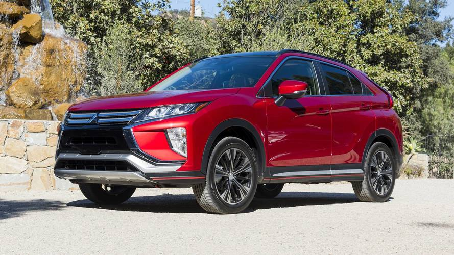 2018 Mitsubishi Eclipse Cross First Drive: What's In A Name?