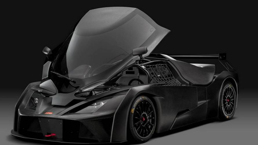 2018 KTM X-Bow GT4 Gets Sinister Looks, Increased Durability