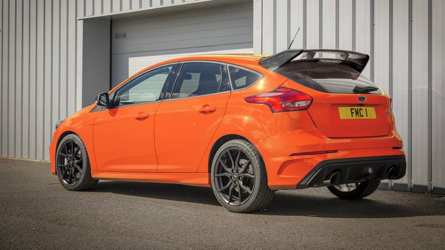 Ford releases another limited edition Focus RS