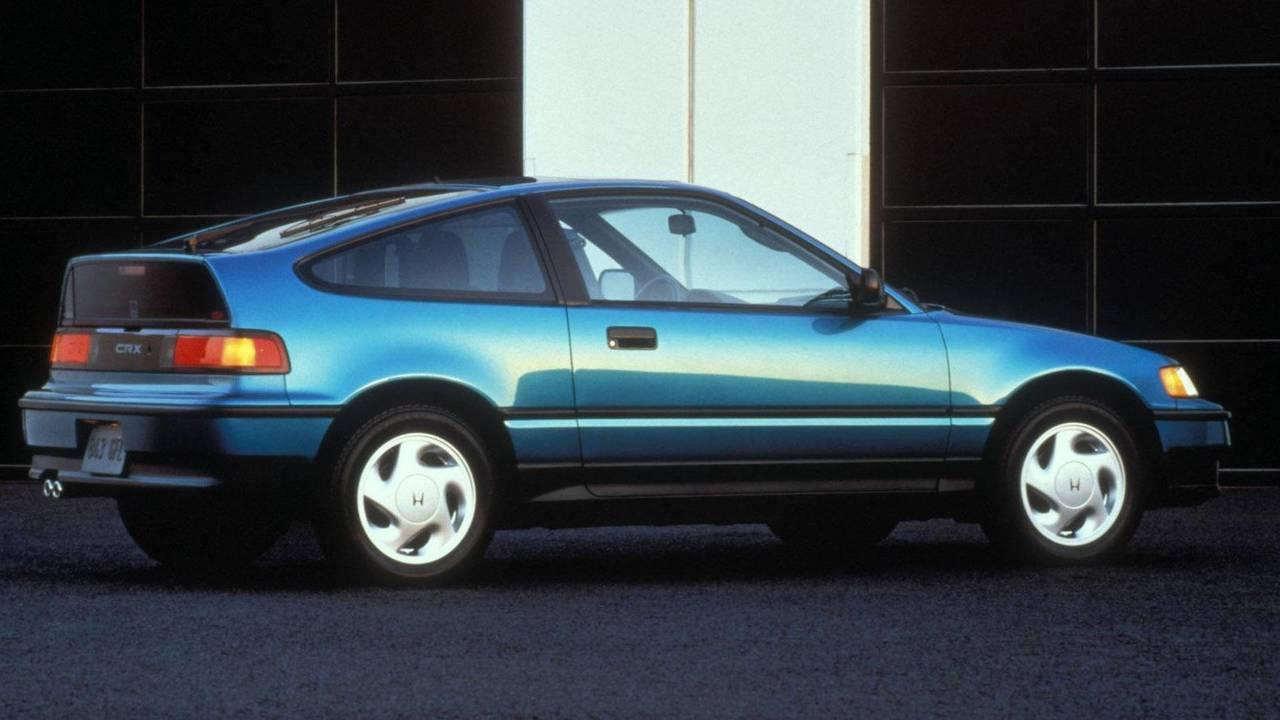 Honda CR-X SiR