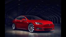 Tesla e la frenata automatica d'emergenza